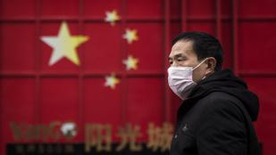 Így éltek Kínában a járvány idején
