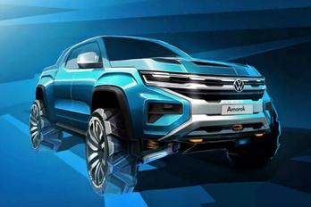 VW: a következő Amarok egyéniség lesz