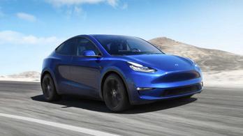 Megkezdődött a Tesla Model Y kiszállítása