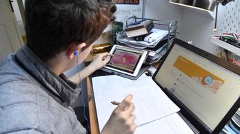 Kilőtt a hazai netforgalom az otthoni munkától és tanulástól