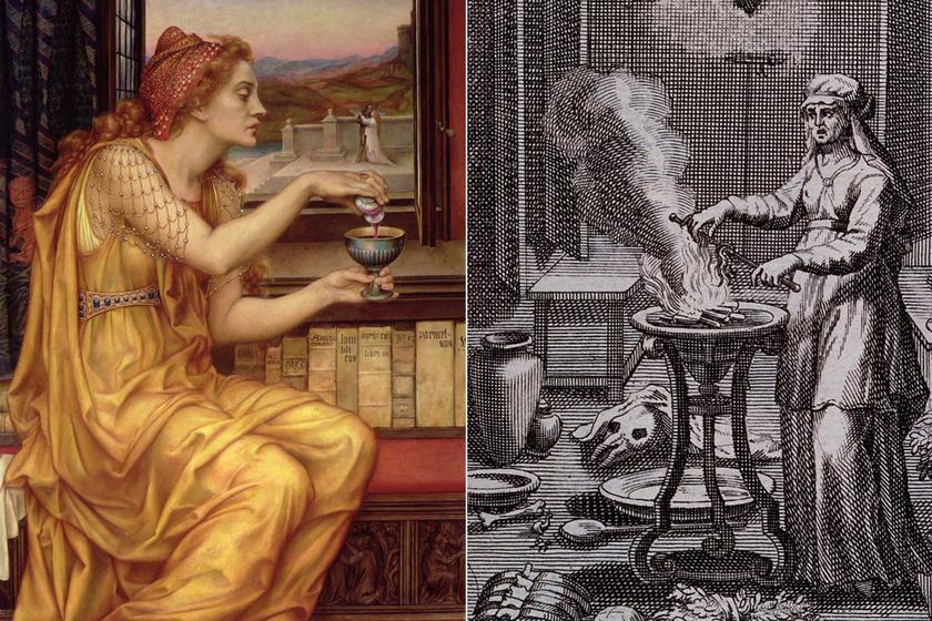 Ha tudják, biztosan nem isszák meg: a középkori szerelmi bájitalok összetevői minden képzeletet felülmúltak