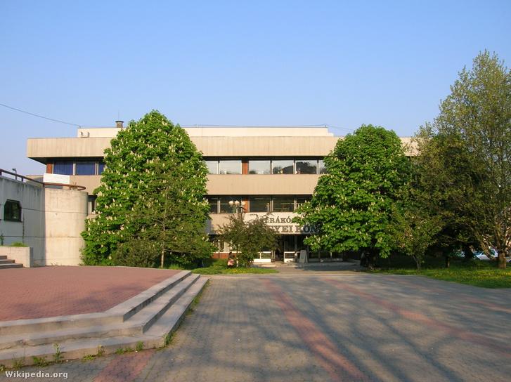 II: Rákóczi Ferenc Megyei Könyvtár