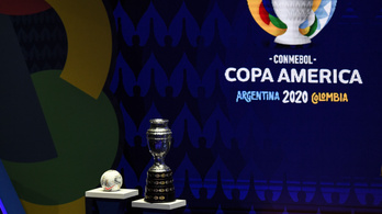 Egy évvel elhalasztják a Copa Americát, a legnagyobb dél-amerikai futballtornát