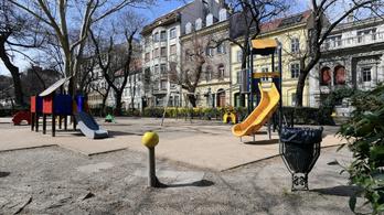 Minden játszóteret bezárnak Budapesten