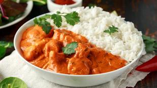 Paradicsomos csirkecurry – az indiaiak pörije még izgalmasabb