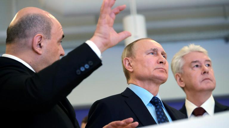 Putyin eddig kihozta a maximumot a koronavírusból