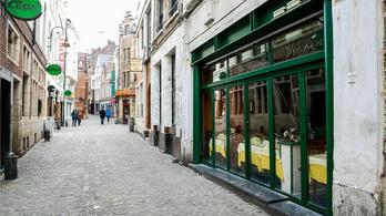 Belgiumban is leáll az élet a koronavírus miatt