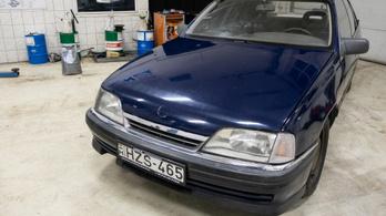 Családi autó 100 ezer forintért