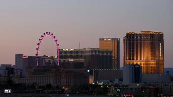 Leálltak a kaszinók Las Vegasban