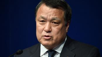 A Japán Olimpiai Bizottság alelnöke is elkapta a koronavírust