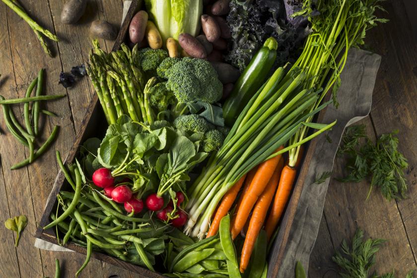 Az öt legjobb tavaszi zsírégető zöldség: lerobbantják a zsírt, és nagyon finomak