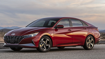Ilyen lett az új Hyundai Elantra