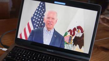 Biden háromból hármat nyert, miközben a koronavírus-járvány átírja az előválasztást