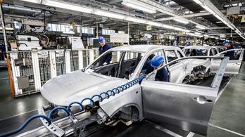 Egyelőre nem indul újra a Magyar Suzuki üzem