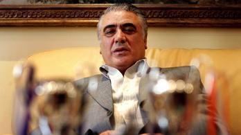 Belehalt a koronavírusba a Real Madrid korábbi elnöke, Lorenzo Sanz