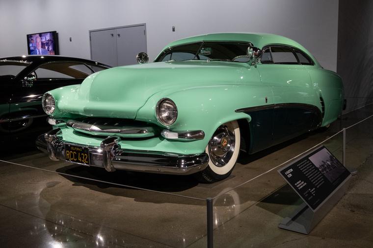 A világ egyik legismertebb custom-autója ez, ráadásul a világ legismertebb customautó-készítőinek munkája