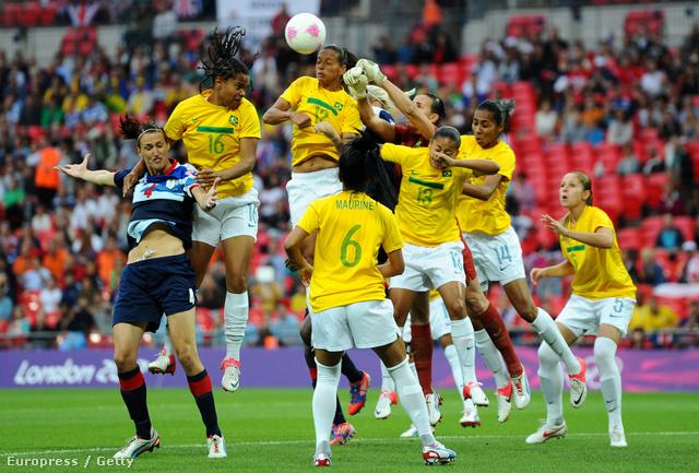 Brazília női futballcsapata