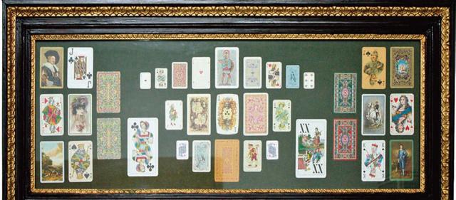 Az Offset és Játékkártya Nyomda által az elmúlt 50 év során gyártott kártyák