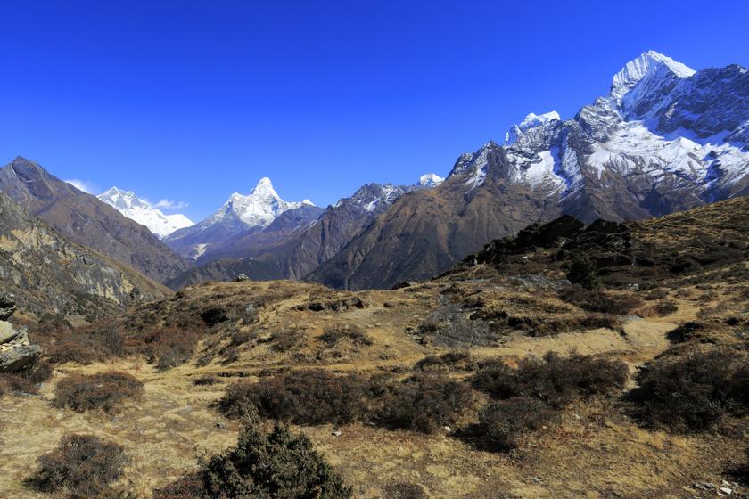 Egyre jobban kizöldül a Mount Everest környéke: hatalmas a változás sajnos
