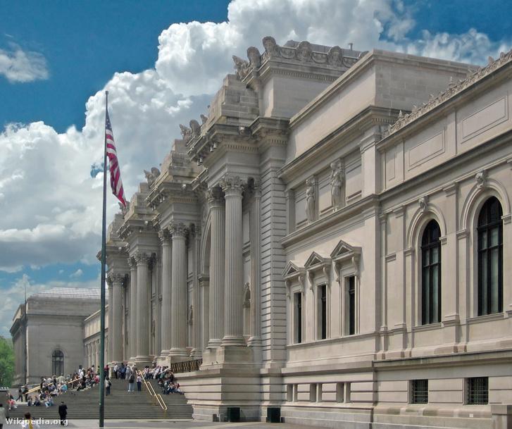 Metropolitan Museum of Arts, New York