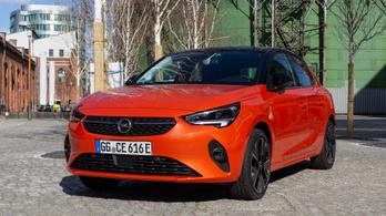 Bemutató: Opel Corsa-e – 2020.