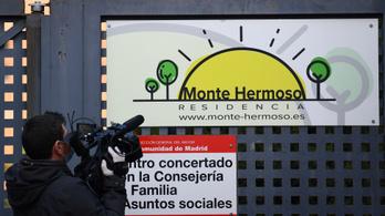 19 ember halt meg egy spanyol idősotthonban