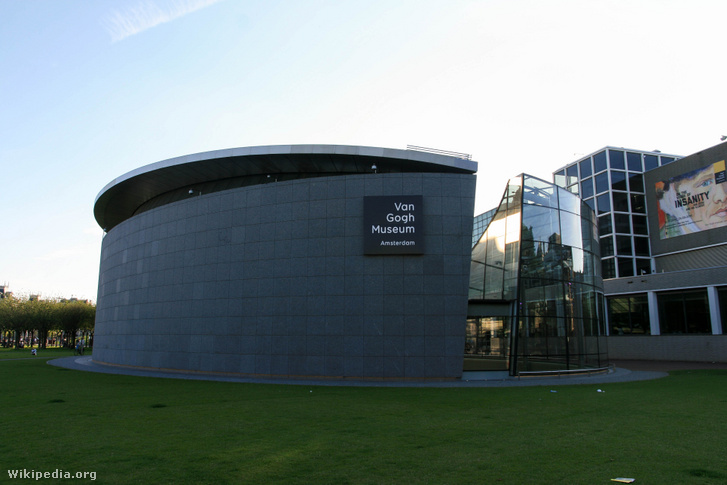 Van Gogh Múzeum, Amszterdam