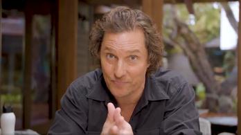 Motivációs trénereket megszégyenítve osztja az észt Matthew McConaughey a koronavírusról