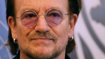 Bono dalt írt a koronavírusról