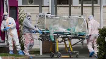 Az olasz áldozatok átlagéletkora 79,5 év, többségük már a vírus előtt is beteg volt