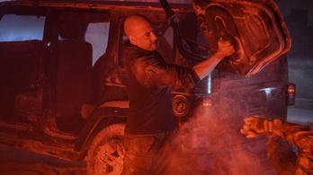 A mozikból kiebrudalt Vin Diesel bemászik az otthonokba