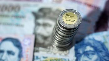 Egy hét alatt 335-ről 360-ig gyengült a forint az euróval szemben