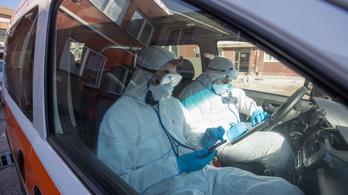Több tucat orvos és nővér mondott fel Bulgáriában a koronavírus miatt
