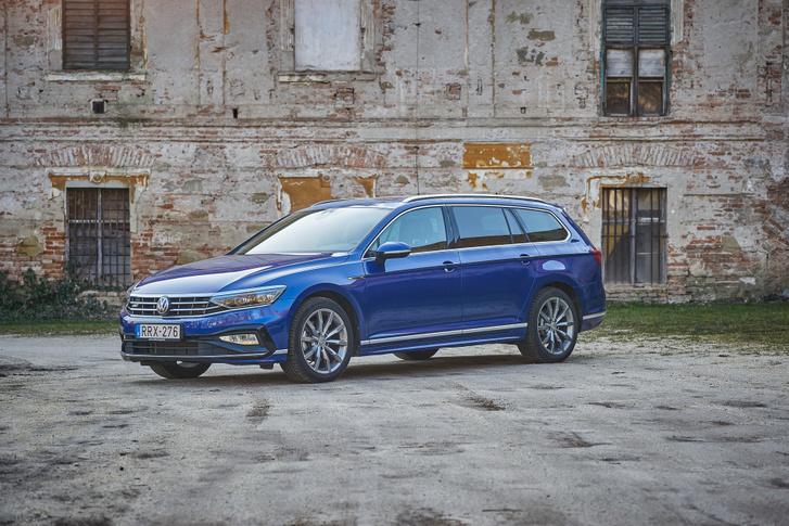 VW Passat Variant TDI 2020 25