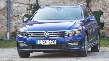 VW Passat Variant TDI DSG - 2020.