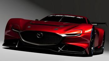 Elkészült az új Mazda sportkocsi, bár nem létezik