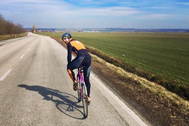 Egy kerékpártúrát úgy is megcsinálhatunk, hogy egyáltalán nem kerülünk kapcsolatba fertőző felületekkel
