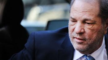 Harvey Weinstein lett a 20B0584-es számú rab