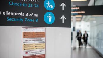 Nem állt le teljesen a Liszt Ferenc repülőtér, de jelentős a visszaesés