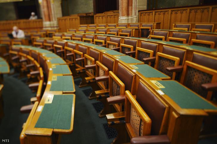Az Országház alsóházi ülésterme