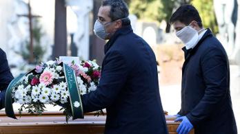 Már kilencezren haltak meg koronavírus-fertőzésben világszerte