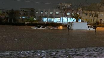A koronavírus mellett árvíz is sújtja Irakot