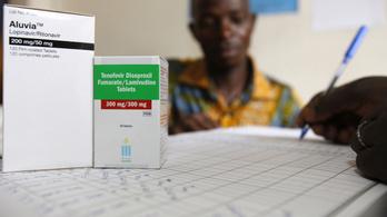 Nem hatásos a korábban ígéretesnek tartott HIV-gyógyszer a koronavírus ellen