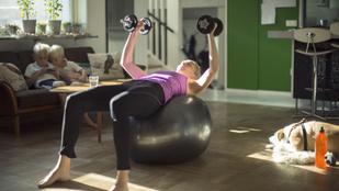 A 3 legfontosabb alapgyakorlat home officeban edzéshez