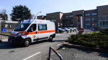 Több hétnyi küzdelem után túl van a nehezén az olaszországi