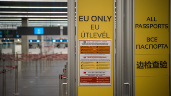 Dozens of foreigners are stuck at the Budapest airport due to entry ban over coronavirus