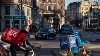 Ideiglenes kerékpársávokat alakít ki a BKK a főváros döntése után