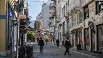 Pár kivétellel minden görög szállodát bezárnak