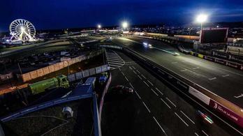 Le Mans: elhalasztva
