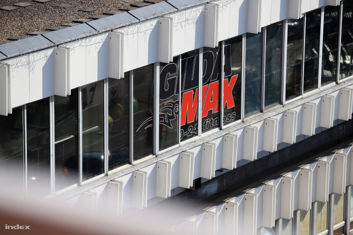 Bezárt GildaMax a Flórián téren